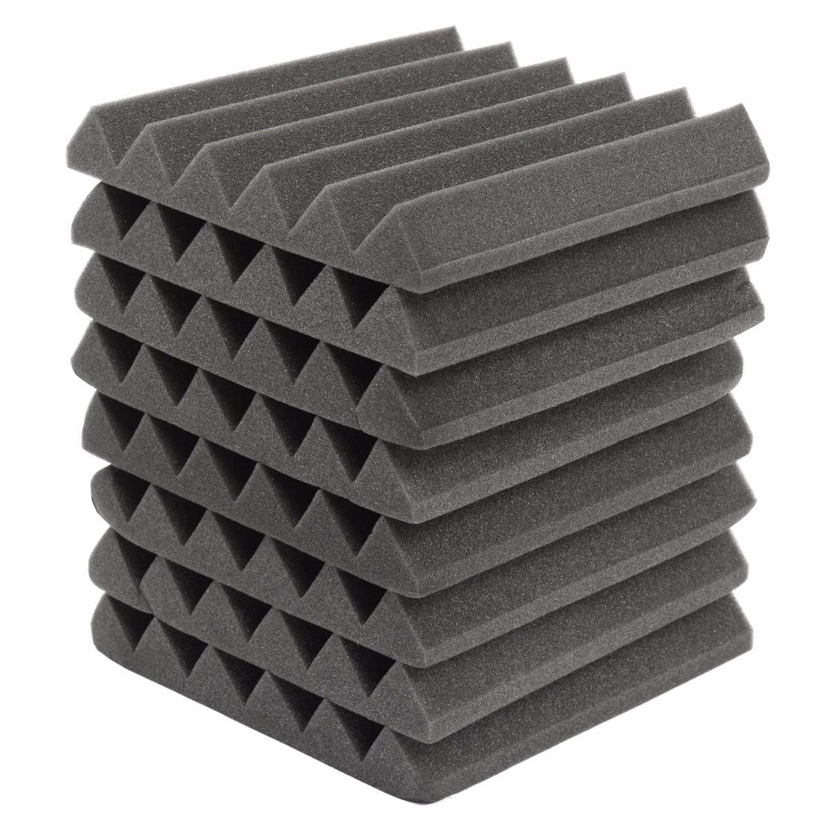 305-x-305-x-45mm Soundproofing Foam