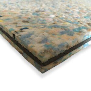 15mm acoustic underlay floor soundproofing