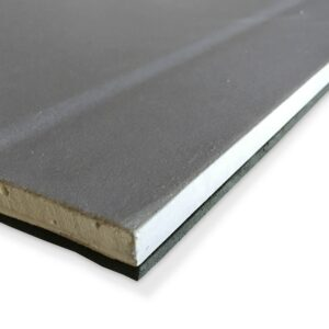Slim sound proofing panels for walls and ceilings