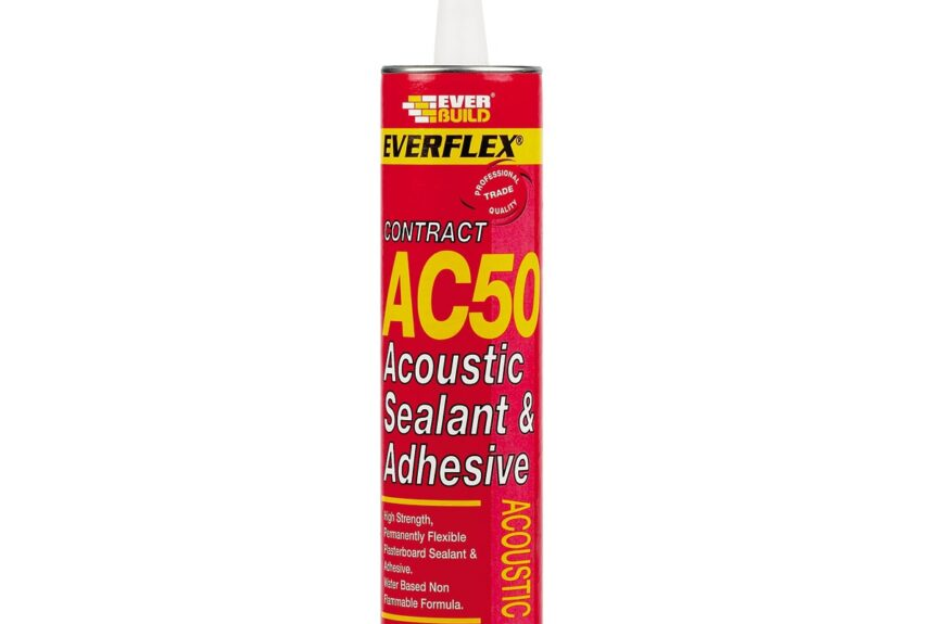 AC50 acoustic sealant