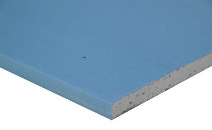 Acoustic plasterboard for soundproofing ceilings and walls