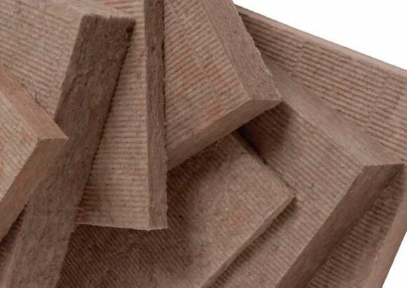 Acoustic insulation slabs for soundproofing floors, ceilings and walls