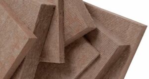 DFM acoustic insulation slab floor soundproofing