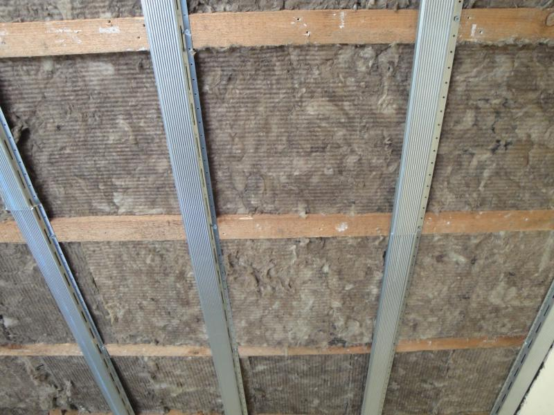 Acoustic Ceiling Insulation : How to soundproof ceilings ceiling soundproofing