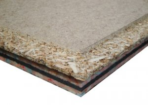 Noisedeck 36 floating floor for acoustic floor insulation