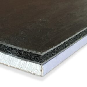 Soundproofing panel for walls and ceilings