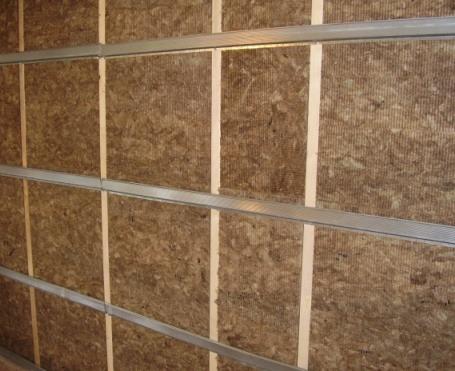 Acoustic Insulation 50mm Dfm Noisestop Systems