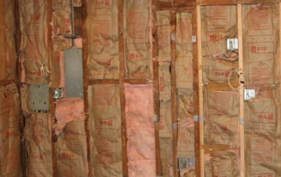 Sound Proofing Wall Insulation