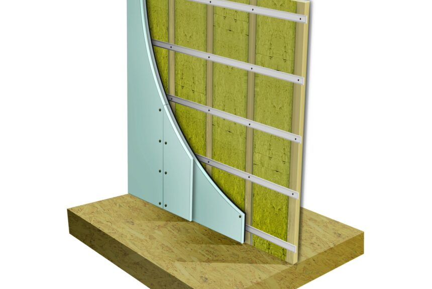How to soundproof a stud wall - Noisestop Systems