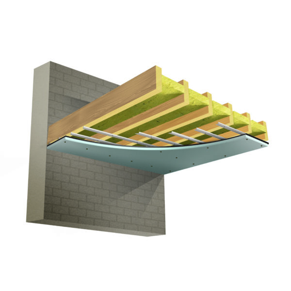 Ceiling System 2 Soundproofing