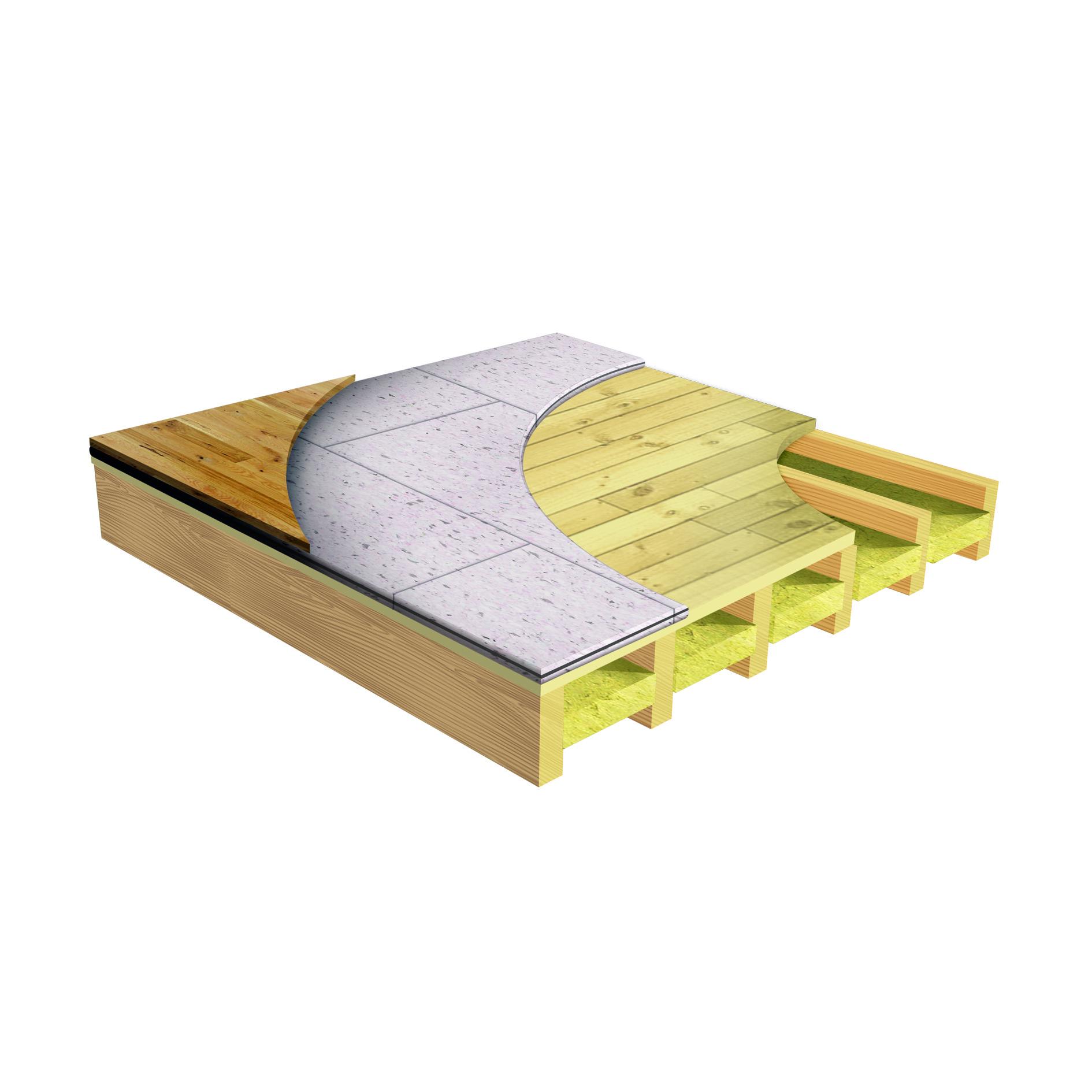 Noisestop F7+ Floor Soundproofing