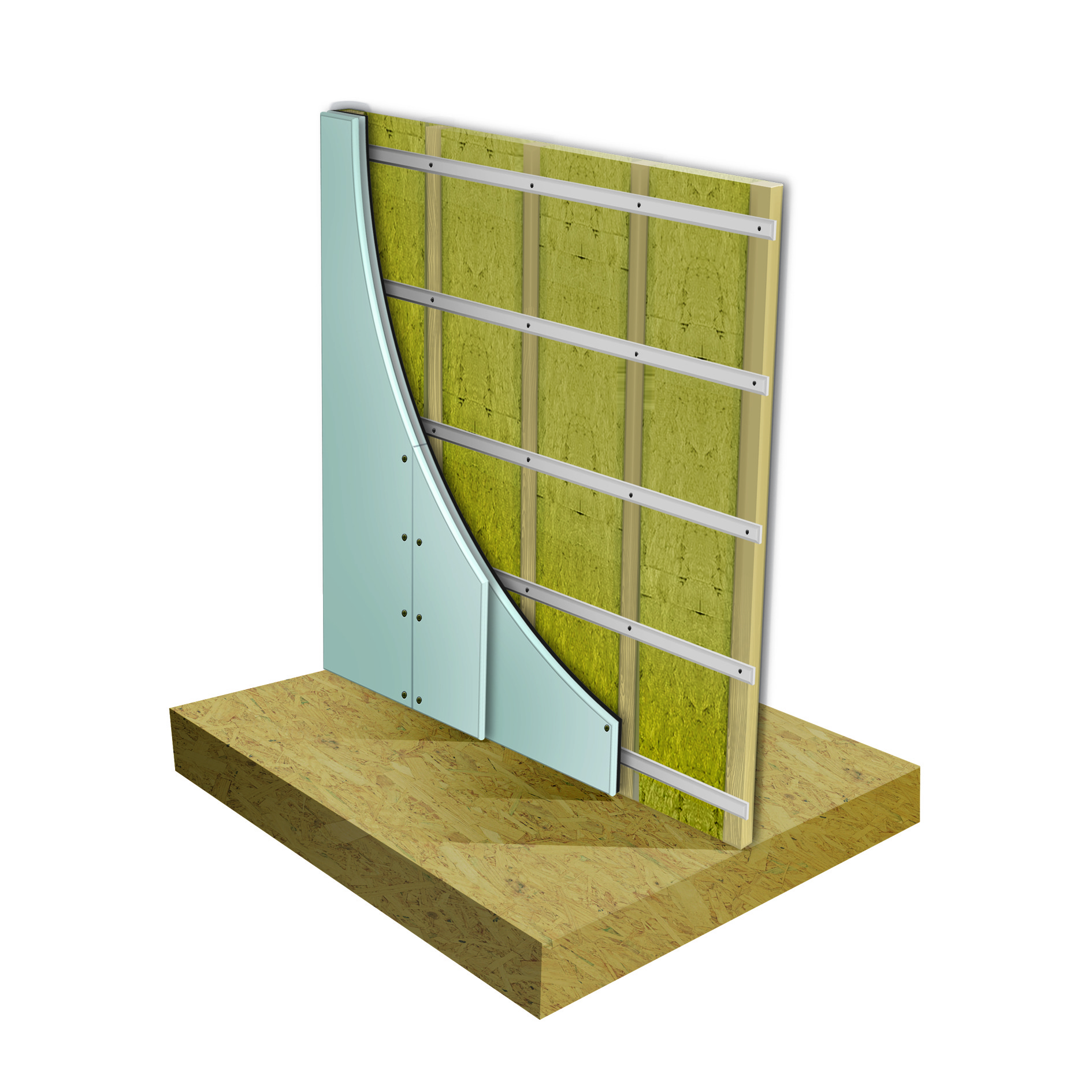 how to soundproof a stud wall noisestop systems