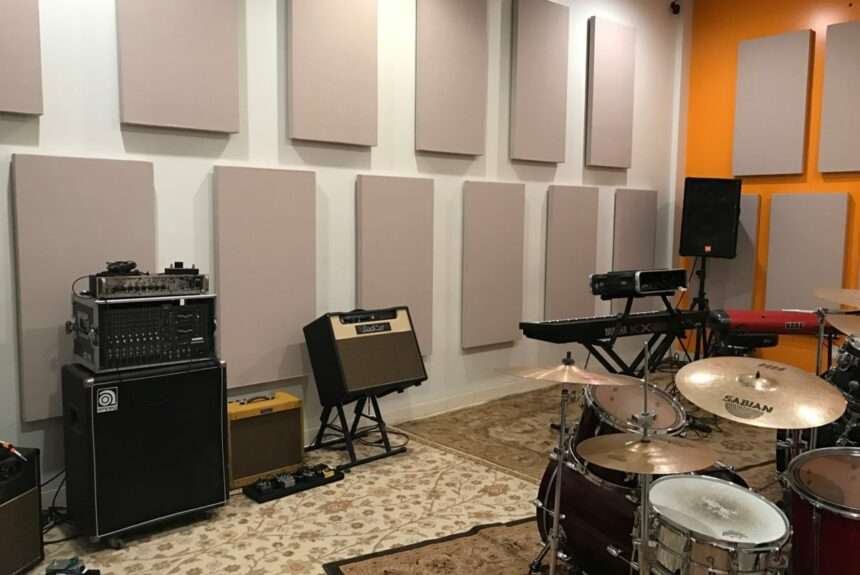 Acoustic Panels Sound Absorbing Wall & Ceiling Panels
