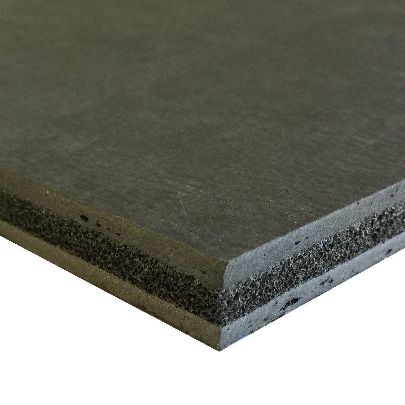 Noisestop Acoustic Underlay 12mm, Soundproof Underlay For Laminate Flooring